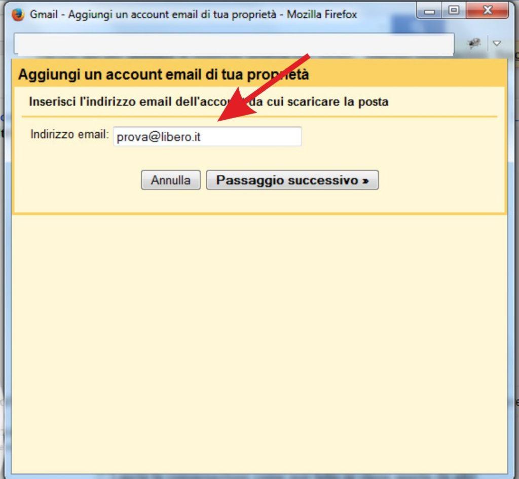 inserire-libero-in-gmail