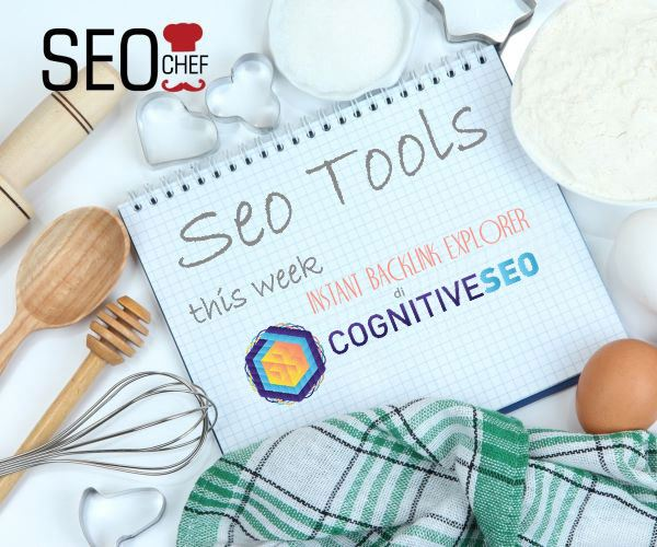 Instant Backlink Explorer di Cognitive Seo