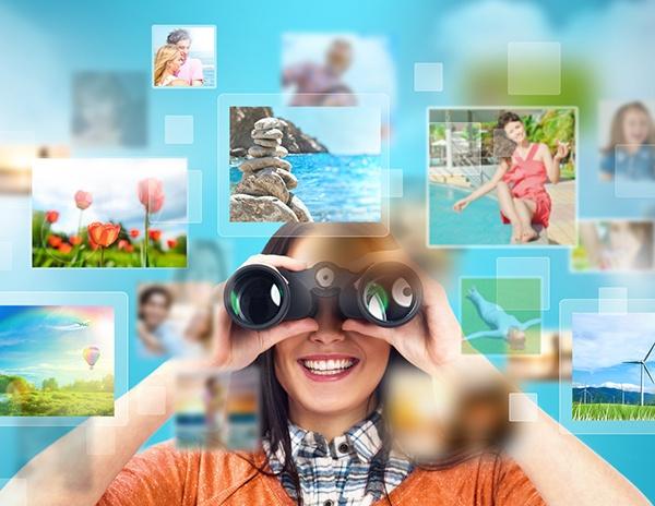 utilizzare le immagini giuste per il content marketing