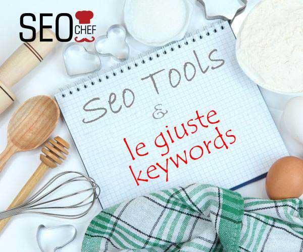 seo tools per le parole chiave