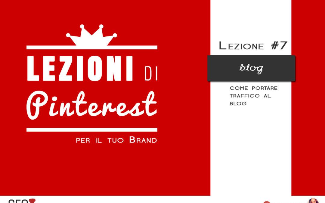 Pinterest per il business: come portare traffico al blog
