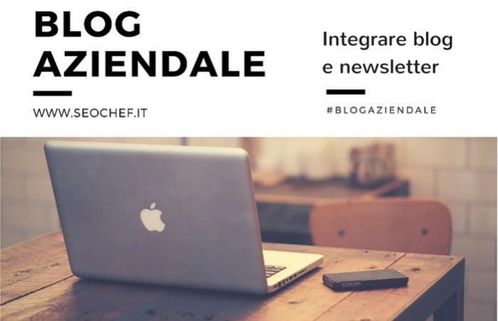 blog newsletter