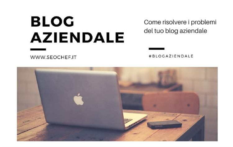 difficoltà con il blog articolo