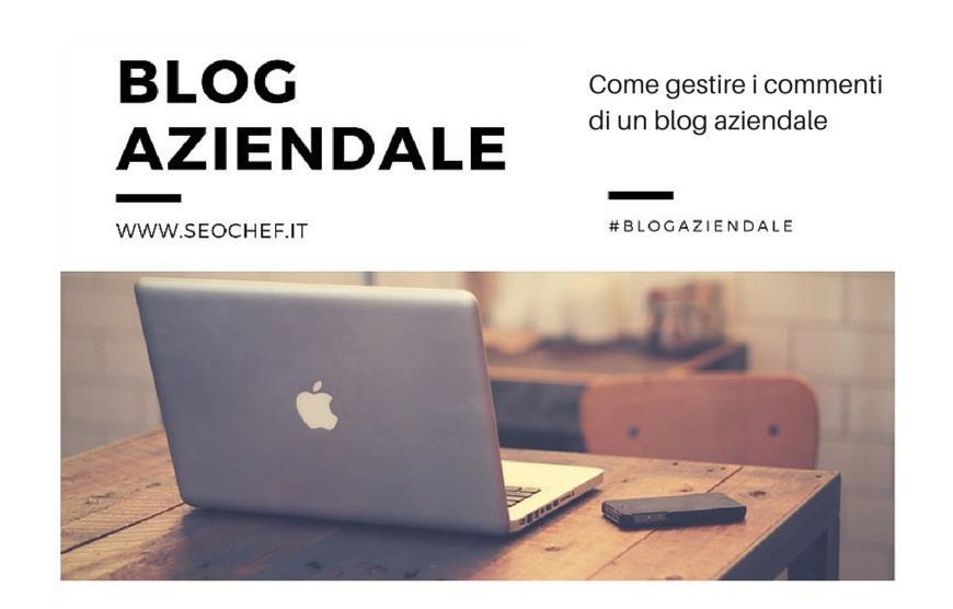 commenti per un blog