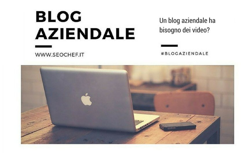 blog aziendale seochef