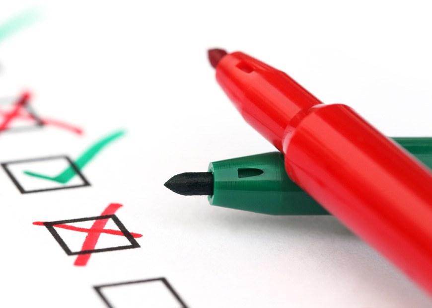 Checklist per lo sviluppo ottimale di un sito web