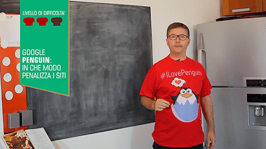 Come funziona google penguin in ambito SEO