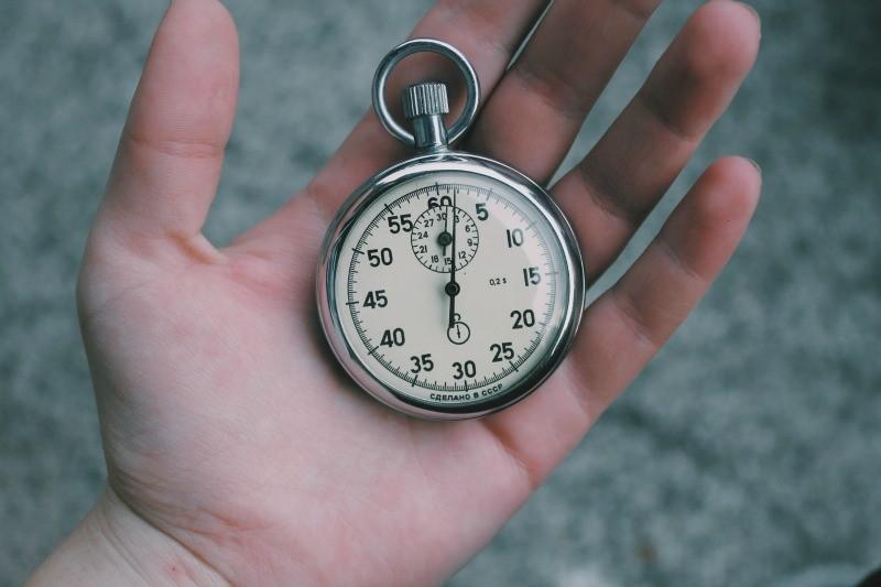 Quanto tempo devi (realmente) investire in un blog?