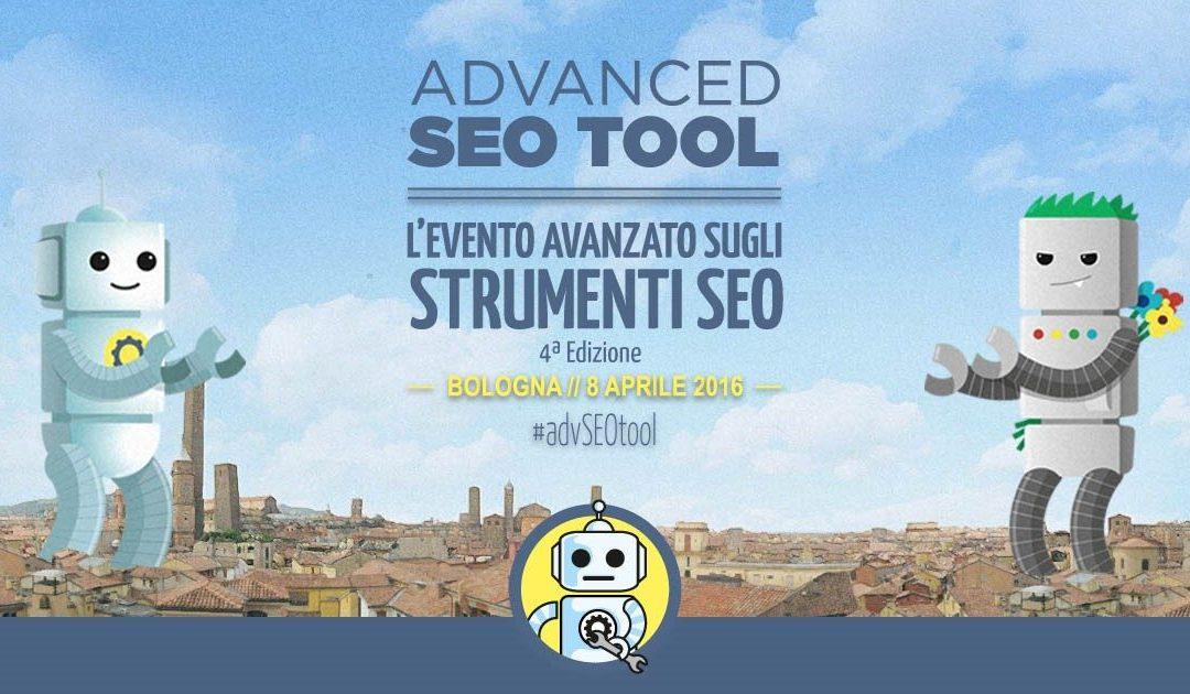 Advanced SEO Tool: una giornata per apprendere tutti gli strumenti del mestiere