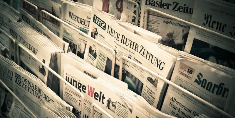 Notizie dei giornali