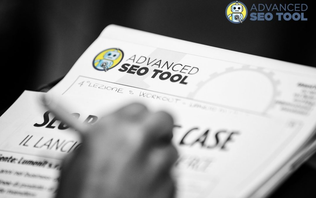 Advanced SEO Tool 2016: l'evento SEO