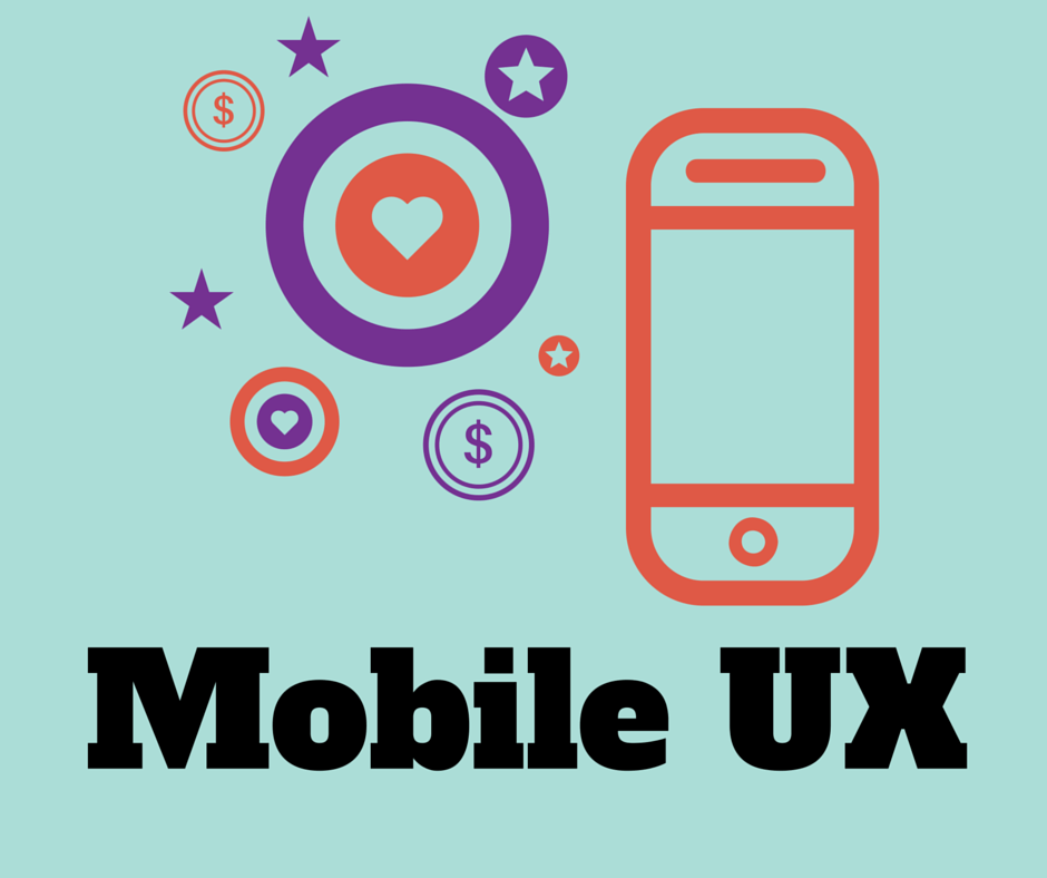 mobile user interface ux
