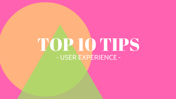 user experience per l'ecommerce
