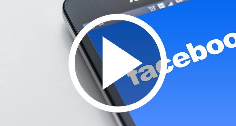 Pubblicità video su Facebook cellulare