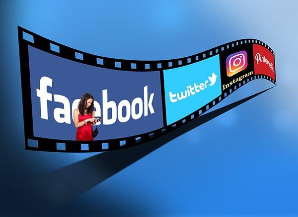 pubblicità nei video su Facebook: logo