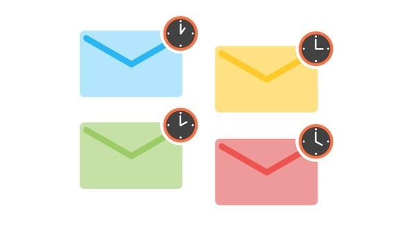 Orario newsletter per migliorare il tasso di apertura delle email