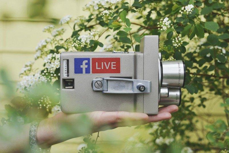 Facebook Live Share Screen: condividi il tuo schermo da PC