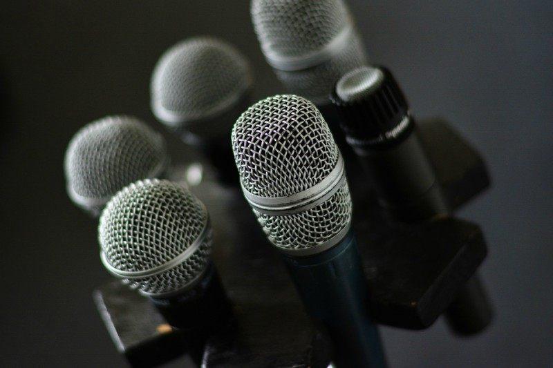 contenuti audio online