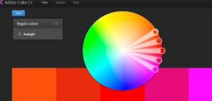 imparare ad abbinare i colori con il font