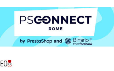 SEOchef al PrestaShop Connect Roma!